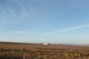 Облака над Старым Крымом, вид из Насыпного