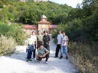 Кизиташский монастырь