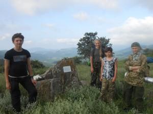 Памятник партизанам Юго-востока крыма