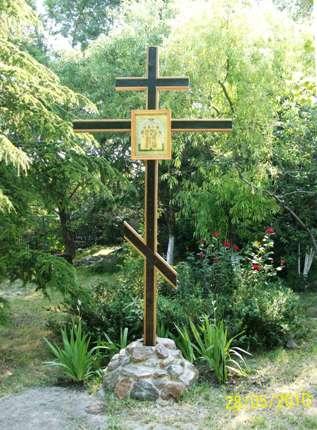 Поклонный Крест в Феодосии