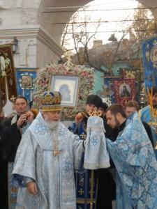 Крестный ход в Феодосии