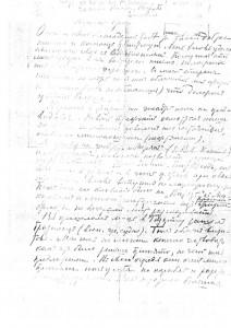 Письмо Николаю Робертовичу фон Вирену от брата Роберта Вирена