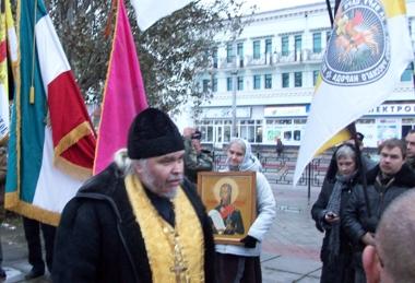 Протоиерей Николай (Зиньков).
