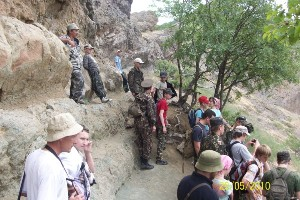 Экскурсия в Кара-Даг